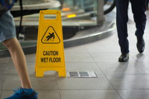 SUMMER SLIP AND FALL INJURIES: WORSE THAN WINTER?